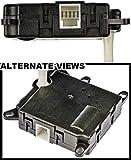 APDTY 715322 HVAC Air Door Temperature Actuator Fits Select 2002-2010 Ford Explorer / Lincoln Aviator/ Mercury Mountaineer (See Description; Replaces 2L2Z19E616BA)