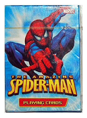 Marvel The Amazing Spider-man Playing Cards Deck (1997)