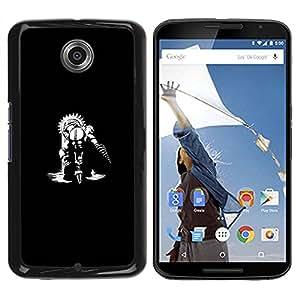 Carcasa Funda Prima Delgada SLIM Casa Case Bandera Cover Shell para Motorola NEXUS 6 / X / Moto X Pro / Business Style Big Daddy