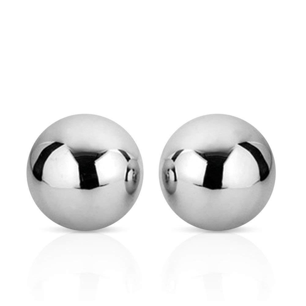 Amazon.com: Vaginal Ball Passion Solid Stainless Steel Balls Advanced Kegel  Vagina Trainer Ben Wa Balls Sex Toy for Women Sex Products: Health &  Personal ...