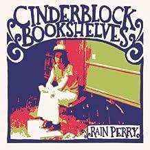 Cinderblock Bookshelves