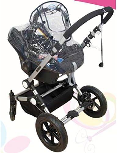 Protector de lluvia para beb/és Burbuja para grupo 0 para la lluvia