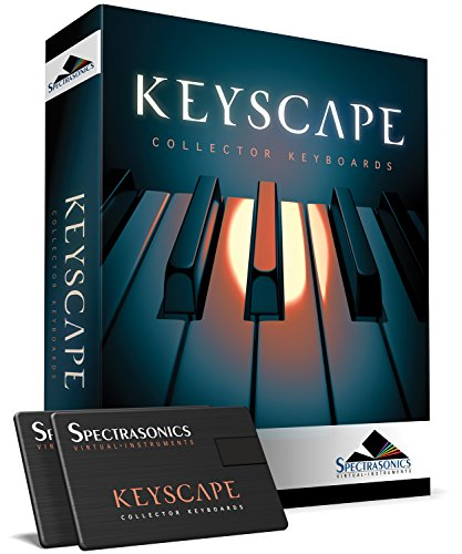 Spectrasonics Keyscape Virtual Keyboard Collection by Spectrasonics