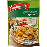 Continental Creamy Chicken Stroganoff Recipe Base 40g