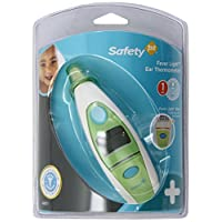 Safety 1st Fever Light 1 segundo termómetro de oído