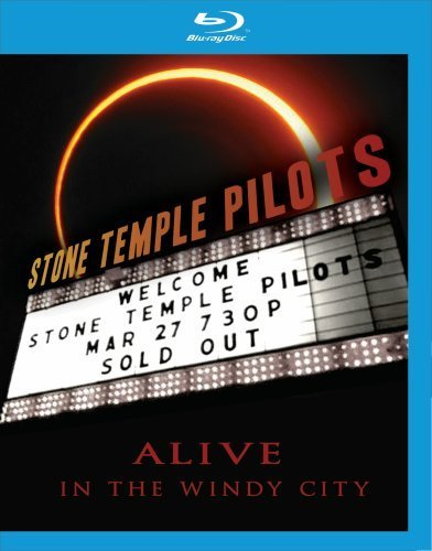 Blu-ray : Stone Temple Pilots - Alive in the Windy City (Blu-ray)