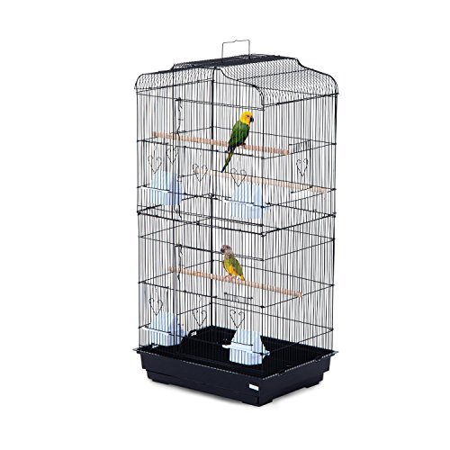"PawHut 36"" Bird Cage Macaw Play House Cockatoo Parrot for sale  Delivered anywhere in Canada"