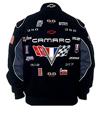 chevrolet camaro jacket - 7