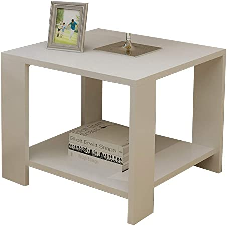 Bseack Table Coffee Table Lightweight Sofa Side Table Double