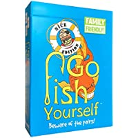 Go Fish Yourself Party Game Expansion (Nice Edition)