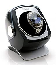 [Newly Upgraded] Versa Automatic Single Watch Winder with Sliding Cover