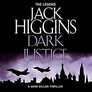 Dark Justice Audiobook