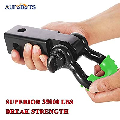AUTOBOTS Shackle Receiver 2