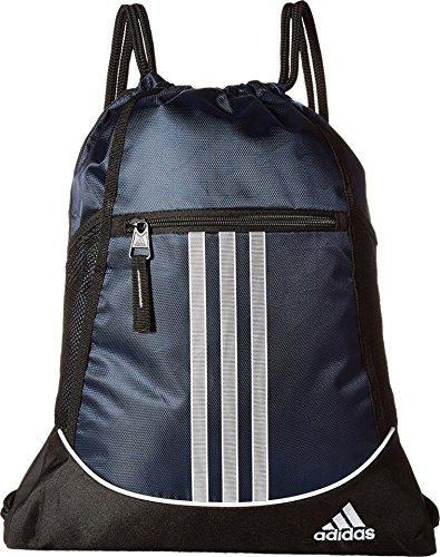 (adidas Alliance II Sackpack, Collegiate Navy, One Size)