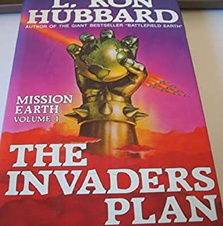 book cover of The Invaders Plan