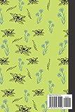 Sketchbook: Raven Crow Green Floral Gift