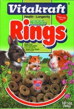 Small Animal Nibble Rings
