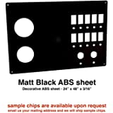 Amazon com: Boat Blank Dash Panel Material Carbon Fiber 24