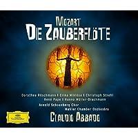 Mozart - Die Zauberflöte (La flûte enchantée) / Röschmann · Miklósa · Strehl · Pape · Müller-Brachmann · MCO · Abbado