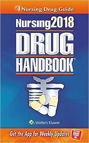 Amazon nursing2018 drug handbook nursing drug handbook nursing2018 drug handbook nursing drug handbook 38th edition kindle edition fandeluxe Images