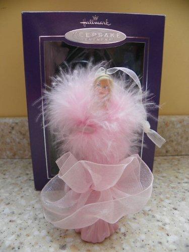 (Barbie Hallmark Keepsake Ornament 2002)