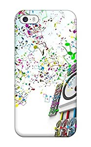 New Arrival Speakers For Iphone 5/5s Case Cover