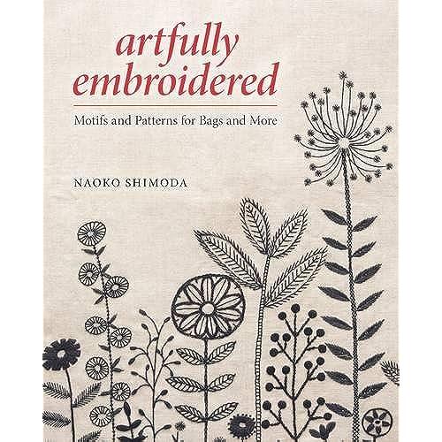 Embroidery Patterns Amazon