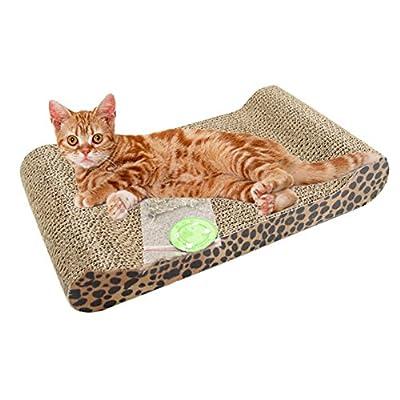 Pet Cat Scratch Bed Scratching Board Protect Cat paw Furniture Cat Litter Catnip
