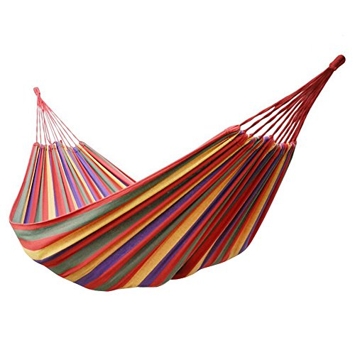 Super Big Size 280cmx80cm Hammock Outdoor Hammocks Camping Hunting Leisure Goods New Arrival Hot Sale 2014 (Red ()