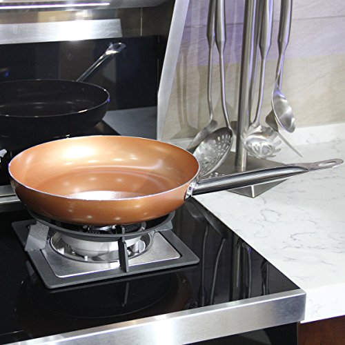 Xihao Copper Fry Pan Nonstick Ceramic Aluminum Round