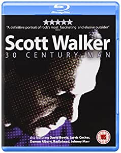 Scott Walker: 30 Century Man [Blu-ray] [Reino Unido]
