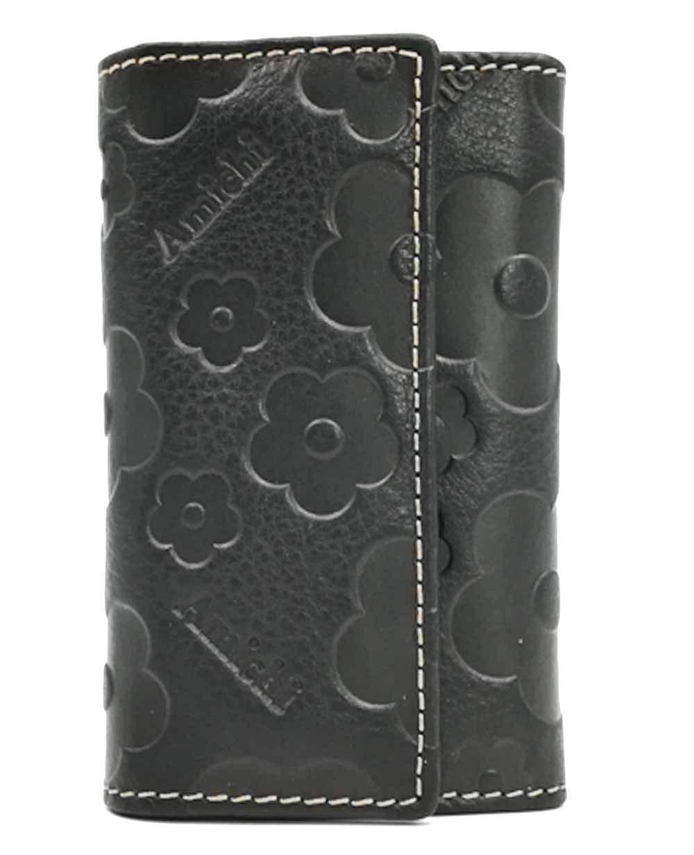 Amichi Búfalo Llavero Piel Negro 10cm 0.05Kg: Amazon.es ...
