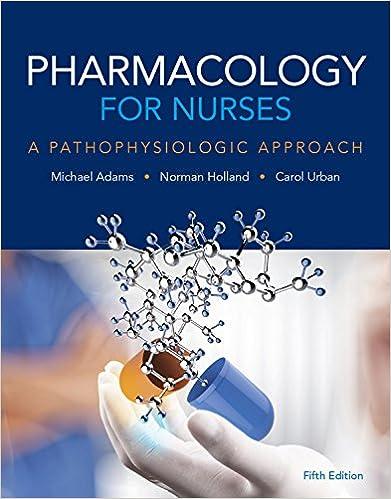 Pharmacology for nurses a pathophysiologic approach kindle pharmacology for nurses a pathophysiologic approach 5th edition kindle edition fandeluxe Gallery
