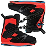 Ronix Parks Wakeboard Boot Wht/Blk (2018) -6-7