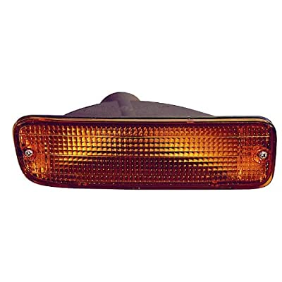 DEPO 312-1612L-AS6 Replacement Driver Side Turn Signal Light (This product is an aftermarket product. It is not created or sold by the OE car company): Automotive