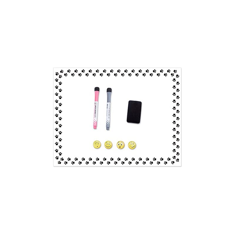 L-Fine Magnetic Dry Erase Whiteboard for