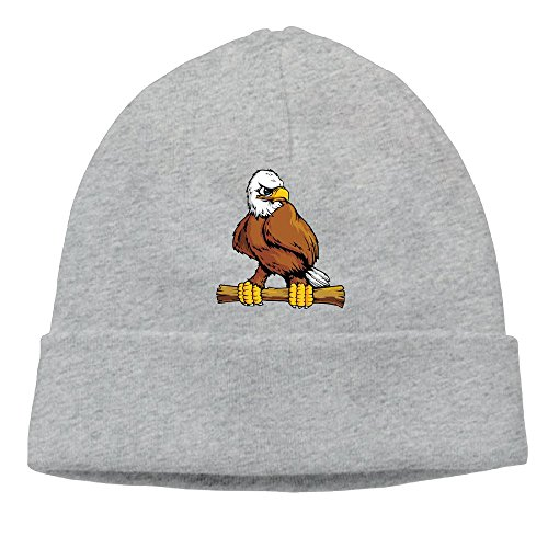 Philippine Eagle (Owen Bald Eagle Rest Winter Hat Outdoor Warm Knitting Snow Ski Hook Needle Cap)
