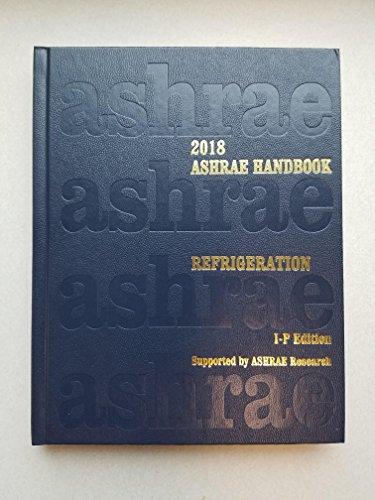 2018 ASHRAE Handbook-Refrigeration
