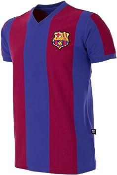 Copa Football - Camiseta Retro FC Barcelona 1976-1977 (XXL): Amazon.es: Deportes y aire libre