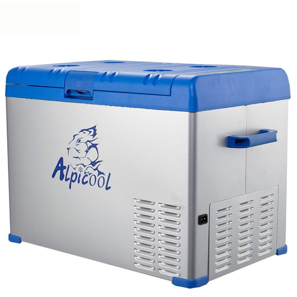 ZZKK Refrigerador de Coche Lxn compresor portátil Nevera ...