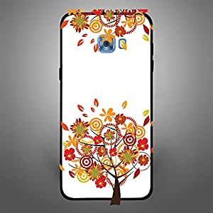 Samsung Galaxy C5 Flower Tree