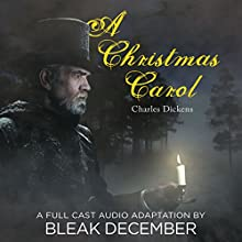 A Christmas Carol: A Full-Cast Audio Drama Audiobook by Charles Dickens Narrated by  full cast