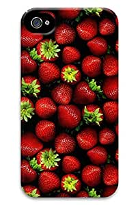 cool-gg Fresh strawberries PC Hard new hot iphone6 4.7s case cover