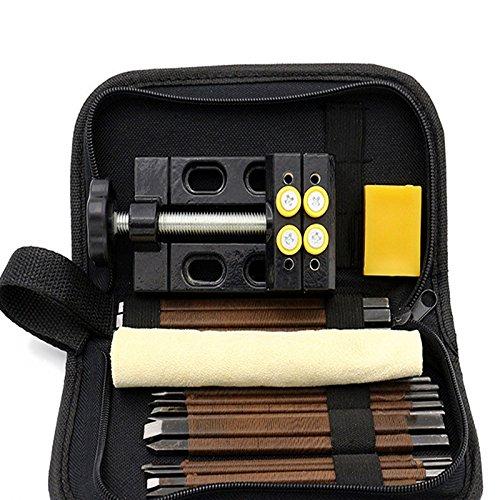Herramienta de tallado de madera sellar cuchillos de grabado de piedra para tallar manualidades lovinn