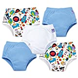 Bambino Mio Reusable Potty Training Pants 5 x Pack (Boys 2-3 Years)