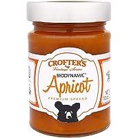 Crofter's Organic, Biodynamic,优质酱,杏子,10盎司(283克)