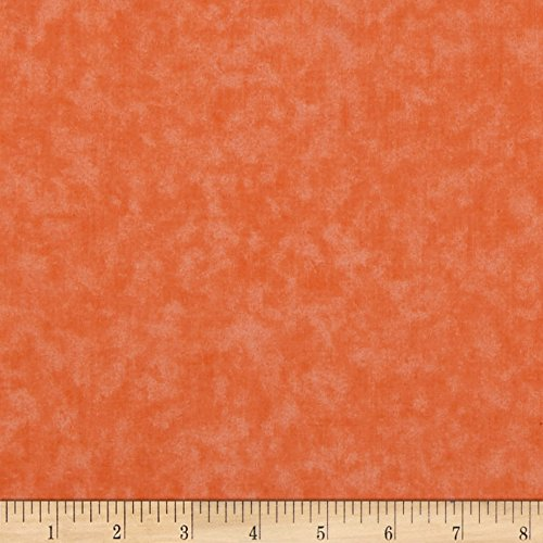 Santee Print Works Cotton Blenders Peach Fabric by The Yard