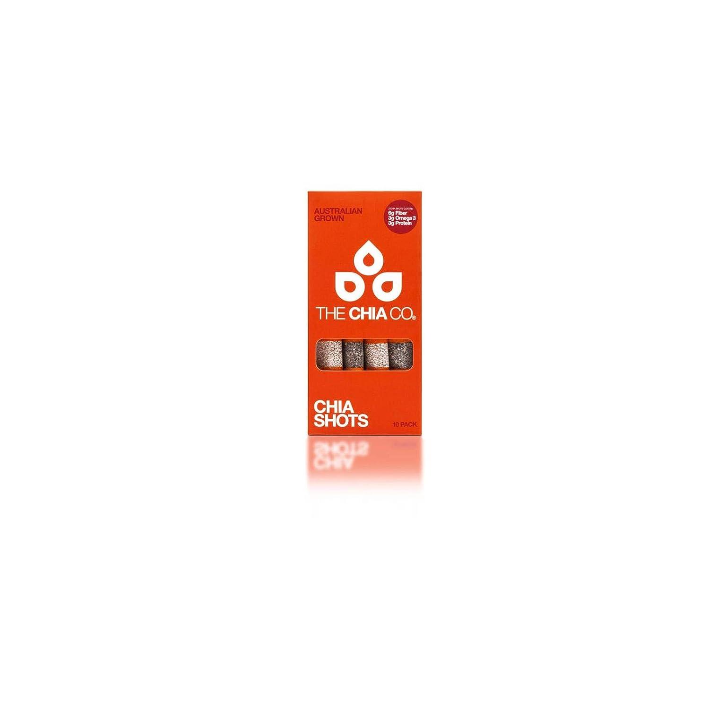 Chia Chia Shot de cápsulas, 2,8 onzas – 10 por paquete – -8 ...