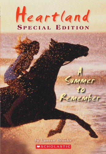 A Summer To Remember (Heartland) by Scholastic (Image #1)