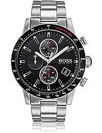 1513509 Rafale Men's Watch Silver 44mm Stainless Steel